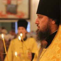 Иеромонах Иоанн :: Андрей Чазов