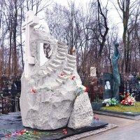Могила Александра Абдулова :: Владимир Болдырев