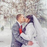 Под снегом :: марина алексеева