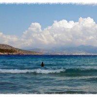Свидание с морем. :: Чария Зоя