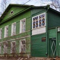 Дом Достоевского в Старой Руссе. :: Юрий Тихонов