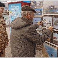 Январь. Про снег в Севастополе... :: Кай-8 (Ярослав) Забелин
