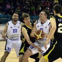 Баскетбол серия4 :: Юрий Нестеренко