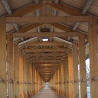 мост через ЯУЗУ :: Светлана Прилуцких