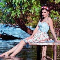 Лето, ах лето... :: Дмитрий Зотов