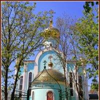 Храм Казанской Божьей Матери :: Роман Величко