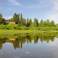 Лето на реке :: Валентин Котляров