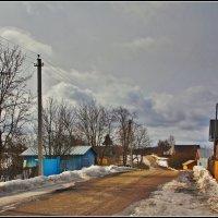 улочка, Ферапонтово :: Дмитрий Анцыферов