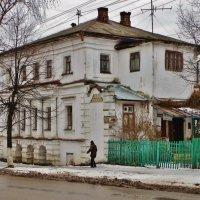 Старые дворы 8 ( 19 в. ) :: Святец Вячеслав