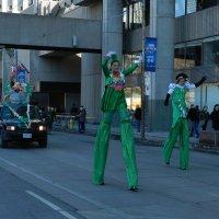 Парад Св. Патрика в Торонто :: Юрий Поляков