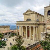 Базилика Сан-Марино. :: Лейла Новикова