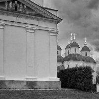 Николаевская церковь и Спасо-Преображенский собор. :: Андрий Майковский
