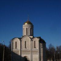 Дмитриевский собор, 12 век.  Владимир. :: Евгения Куприянова