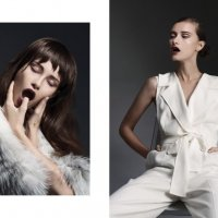 Airport magazine editorial :: Lesya Kostiv