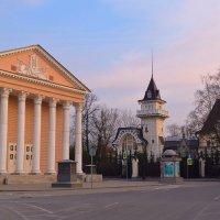 Площадь Старого Театра :: Наталья Левина