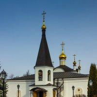 Воскресенский храм :: Евгений Николаевич