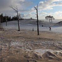 Северодвинск. Весна. Белое море. Свет с моря :: Владимир Шибинский