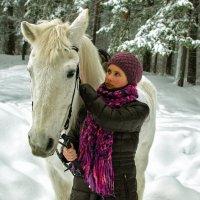 Вика и Белоснежка :: Дмитрий Конев