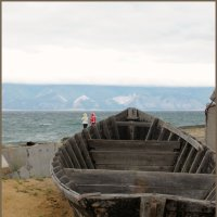 Старая лодка :: Наталия Григорьева