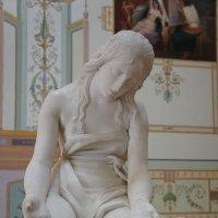 Канова Антонио (1757—1822). Кающаяся Мария Магдалина . 1809 :: Елена Павлова (Смолова)