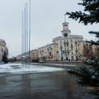 Мой город :: Владимир Звягин