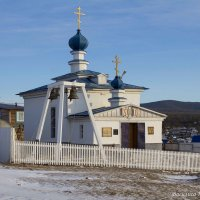 церквушка :: василиса косовская