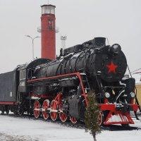 Музейный экспонат. :: Юрий Шувалов