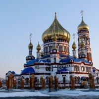 Храм Рождества Христова г.Новокузнецк :: Нина северянка