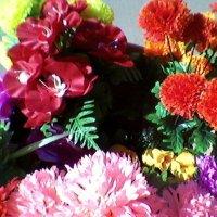 Цветы как товар... :: Миша Любчик