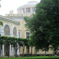 Павловский дворец  (фрагмент) :: Самохвалова Зинаида