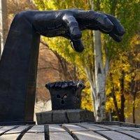 рука Чернобыля. :: Владимир Нефедов