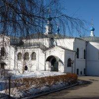 Казанская церковь Княгинина монастыря :: Galina Leskova