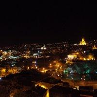 Вид на ночной Тбилиси :: Ольга Говорко