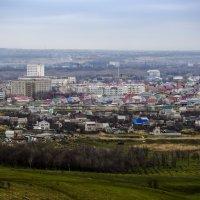 Он такой, мой город... :: Алексей Бойко