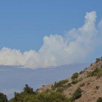 Облака и горы :: Eddy Eduardo