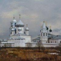 Вид на Никитский монастырь :: lady-viola2014 -