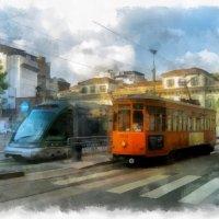 Трмваи в Милане :: сергей адольфович