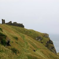 Tintagel Castle :: Olga