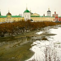 Николо-Пешношский монастырь :: Виктория Eariell
