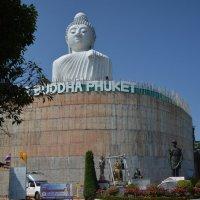 Big buddha :: Наталья Покацкая