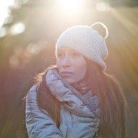 в теплых лучах заката :: Татьяна Малинина