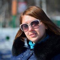 портрет жены :: Иван Матюшин