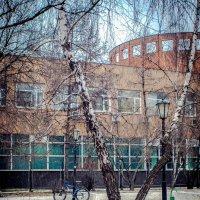 Городской пейзаж :: melnikofff Мельников