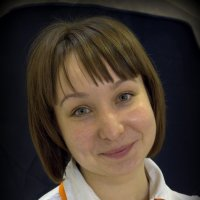 скромная девушка,но в ярком галстуке(шарфике) :: Олег Лукьянов