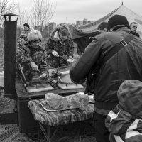 """Реконструкция """"Дорога на Берлин"""". 29.03.2015 :: Владимир Питерский"""