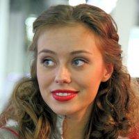 еще скромнее девушка,весна :: Олег Лукьянов