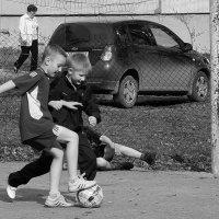...  и всё  же - это футбол !!! :: Валерия  Полещикова