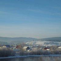 Мороз :: Валентина Точилкина