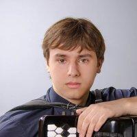 Портрет музыканта :: Анна Никонорова