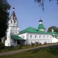 Царские палаты в Александровской слободе. :: Елена
